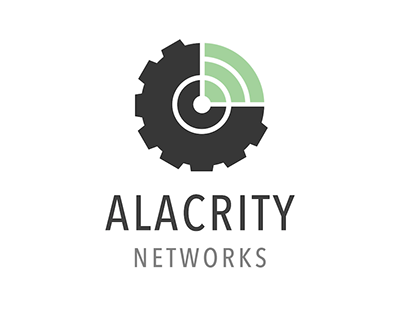 Logo Concepts - Alacrity Networks