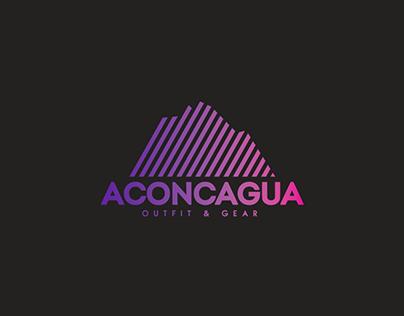 ACONCAGUA Outfit & Gear - Logo & Branding