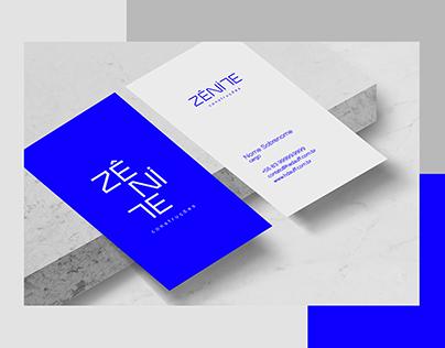 Zênite - Branding