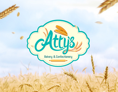 Atty's Bakery | Logo Design