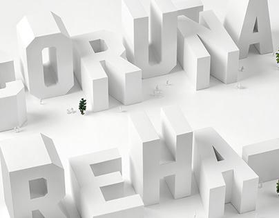 Coruña Rehabilita. Campaña.