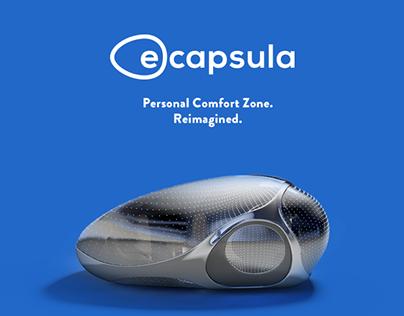 eCapsula - Personal Comfort Zone. Reimagined.