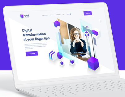 GGS IT Consulting - Website