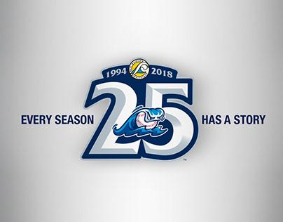 West Michigan Whitecaps – 25th Season Campaign