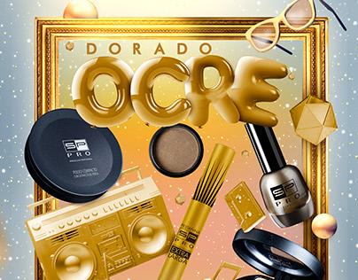 SP PRO Colección Dorado Ocre