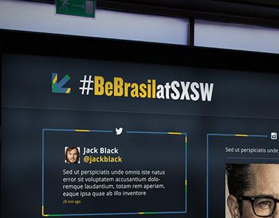 BeBrasil / SXSW