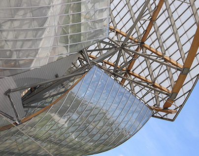 Louis Vuitton Foundation in Photos