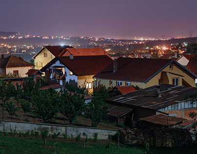 SERBIA by NIGHT
