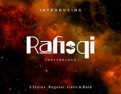 Rafisqi fonts