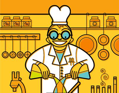 O cozinheiro científico