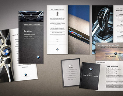 Behance Projects