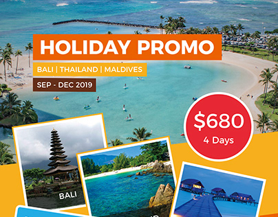 Holiday Promo Template