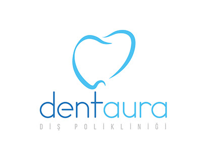 Dentaura Logo Designs.