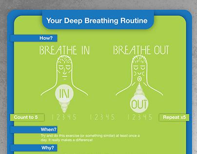 Breathe In - Breathe Out Program