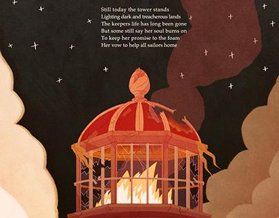 Illustrated Poem Series