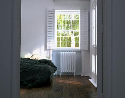 wip Bedroom CGI