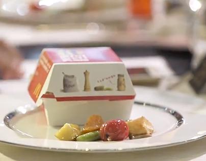 McDonald's China McBanquet