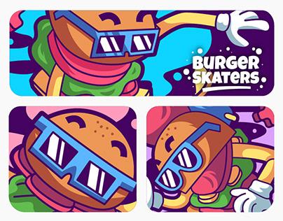 Burger Skaters