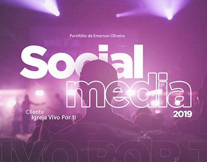 Social Media | Igreja
