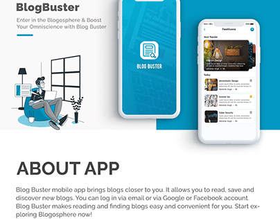 Blog Buster: A Blogosphere to Boost Your Omniscience