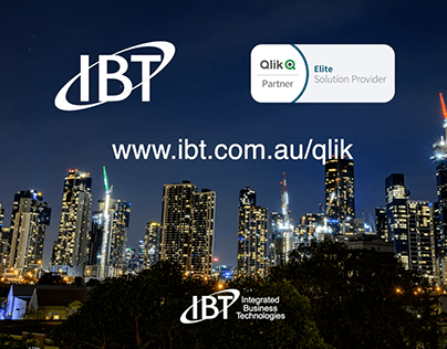 IBT Qlik Promo Video