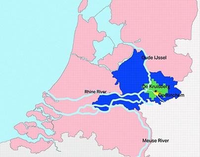 INTRO: The Future Urban Plan of Kruisberg 1