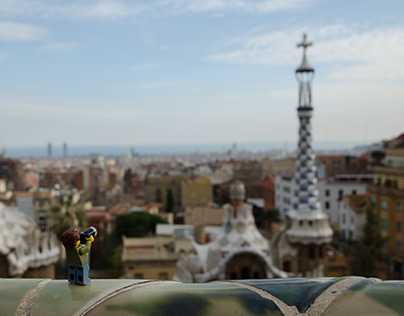 It's a Big World After All - Barcelona