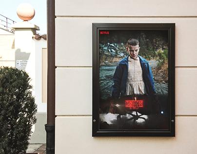 Stranger Things Poster (Season 2)