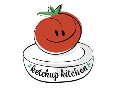 Integrated Branding System: Ketchup Kitchen