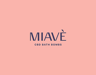 MIAVÈ CBD BATH BOMBS