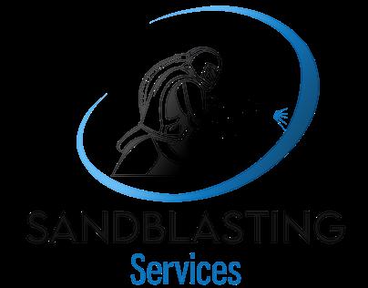 Logo Design for Sandblasing Services