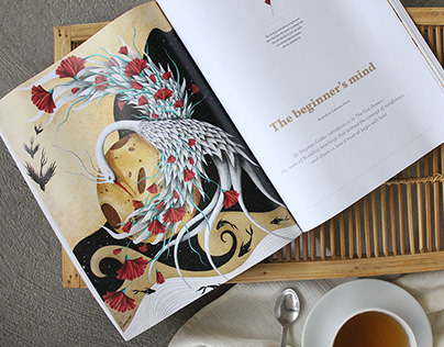 Oh Mag 55 - Long Read Illustrations