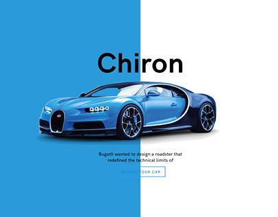 Bugatti . Visual Identity . Brand Portal