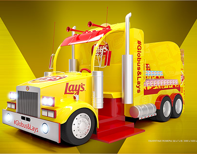 LAYS TRUCK