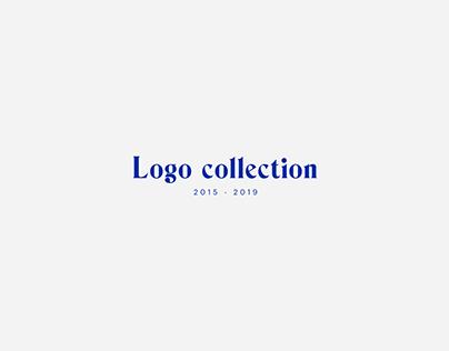 Logo collection [2015 - 2019]