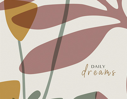Daily dreams planner