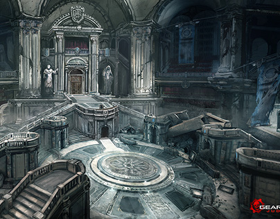 Gears of War: Judgment | Concept art