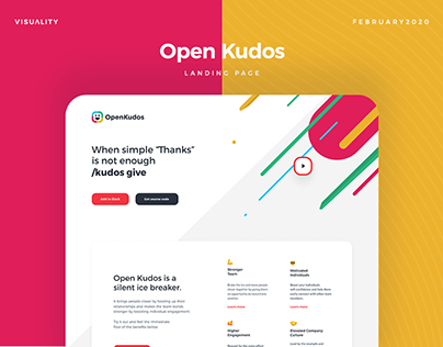 "Open Kudos - when simple ""thanks"" is not enough"