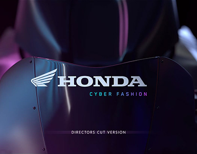 HONDA - CYBER FASHION
