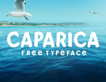 Caparica (Free Typeface)