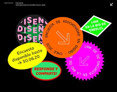 Encuesta de asociatividad en Diseño - Chile 2020