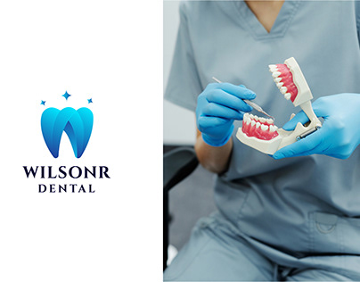 Dental logo branding