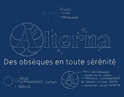 Alterna — Branding & Plateforme de marque