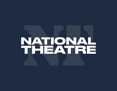 National Theatre Branding Concept