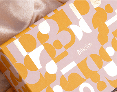Blissim ex Birchbox identity, branding & packaging