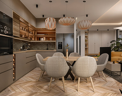 Modern Apartment Design /2nd version