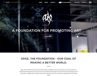 Edge - Minimal Creative Web Design