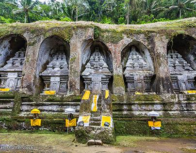 Bali's Ancient Hindu Temple Gunung Kawi