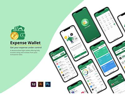 Expense Management - iOS Presentation