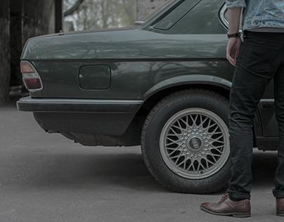 LES GENTS - DRIVE SLOW